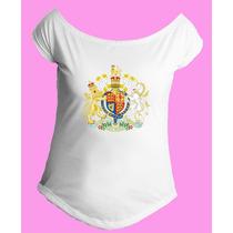 Camiseta Feminina G. Canoa Inglaterra Reino Unido Londres 05