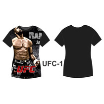 Camisa Camiseta Personalizada Esporte Luta Jiu Jitsu Mma Ufc