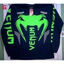 Strike - Camiseta Venum - Lutas - Mma- Jiu Jitsu- Fight-ufc