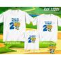 Kit Camiseta Go Diego Go ! Dora Aniversario Festa Kit Com 3