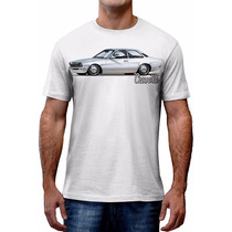Camiseta Chevette Tubarão Chevrolet Carro Antigo Cast Design