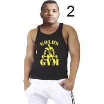 Camiseta E Regata Cavada Animal, Universal Para Musculação
