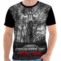 Camisa, Camiseta American Horror Story - Freak Show, Serie