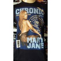 Camiseta Chronic Mary Jane Catarina Atacado