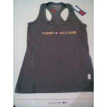 Camiseta Regata Em Malha Abercrombie . Hollister .feminina
