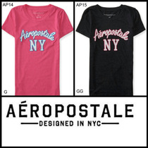 Camisetas Aeropostale Feminina Originais Varios Tam Frete Gr