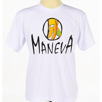 Camisa Camiseta Personalizada Banda Reggae Maneva