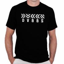 Camiseta Dvbbs Masculina -100% Algodão - Blusa De Qualidade!