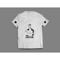 Camiseta Swag Justin Bieber What Do You Mean