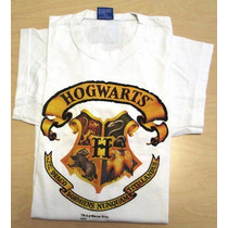 8860 Camiseta Mangas Curtas Hogwarts - Marca Side Play -