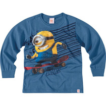 Camiseta Minions Malwee