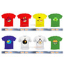 Camiseta Angry Birds Jogo Chuck Game Matilda Personalizada