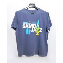 Mh Multimarcas - Camiseta Estonada Osklen De $127 Por $79