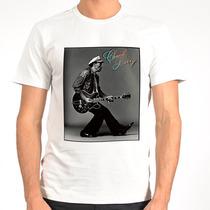Camiseta Rock - Chuck Berry, Beatles, Rolling Stones