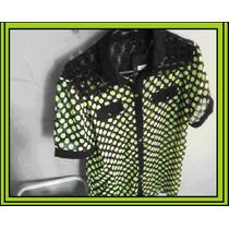 Linda Blusa/camisa De Chiffon- Feminina