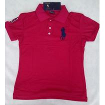 Camisas Pólo Importadas Tommy, Raulph Lauren E Abercrombie