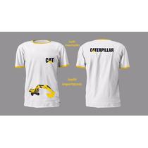Camisetas Caterpillar - Excavator 320dl Importada - Cat