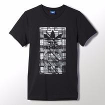 Camiseta Adidas Originals Preta - Tam P - V2mshop