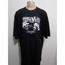 Camiseta Otra Vida Chicano Caveiras Crazzy Store