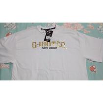 Camiseta G-unit Branca, Original, Nova - Muito Barato!