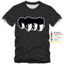 Camisetas The Beatles Banda Rock Camisa Bandas Rock Beatles