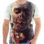 Camiseta - Camisa Zumbi Dead Island 2 Game Jogo Morto Vivo