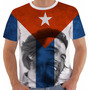 Camisa Camiseta Baby Look Regata Cuba Che Guevara 15