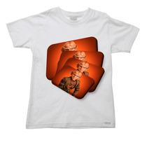 Camiseta Infantil Star Trek Jornada Nas Estrelas H - 2 Ao 16