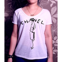 T-shirt Coco Chanel Tees