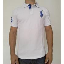 Camisa Gola Polo Masculina Ralph Lauren - A Pronta Entrega