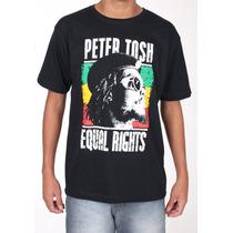 Camiseta - Peter Tosh - Reggae - Frete Gratis