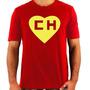 Camiseta Estampada Hero - Chapolin Colorado