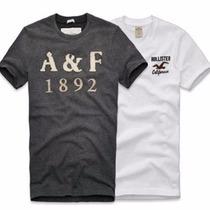 Camisetas Hollister | Abercrombie | Lacoste | Osklen