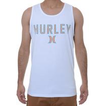 Camiseta Masculina Hurley Regata Básica