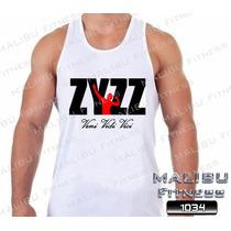 Camiseta Regata Academia Zyzz Musculação Maromba