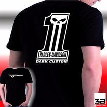 Camiseta Harley Davidson One - Moto