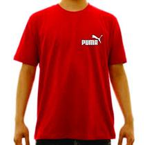 Camiseta Personalizada Da Puma