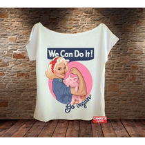 Blusa Feminina Gola Canoa Camisa Vegano Camiseta Alimento