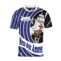 Camisa Meus Dois Amores - Portela E Vasco