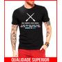 Camiseta Masculina Jedi Star Wars Sabre De Luz Frases Camisa