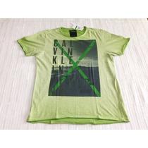 Camiseta Calvin Klein Jeans Blusa Camisa Armani Ckj Promoção
