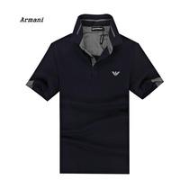 Camisa Gola Polo Skinny Emporio Armani Pronta Entrega