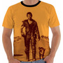 Camiseta Mad Max 2 - Road Warrior - Mel Gibson - Movies