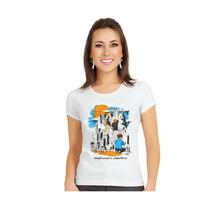 Camiseta Universitária Arquitetura 100% Algodão