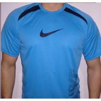 Kit 5 Camisetas Nike Dry Fit Poliester Academia Corrida.