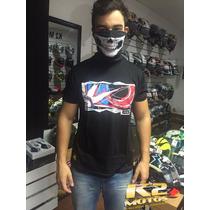 Camisa Motociclista, Estrada, Casual, Valentino Rossi, Vr46