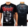 Camiseta De Banda - Slipknot - Wear The Mask