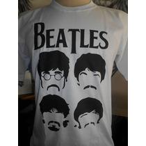 Camiseta The Beatles (masculina Ou Feminina) - Rock/bands