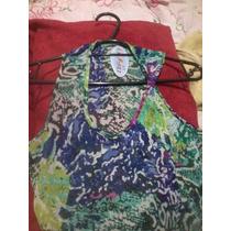 Blusas Sem Mangas Tecido Fino Importado Preço De Cada Uma: