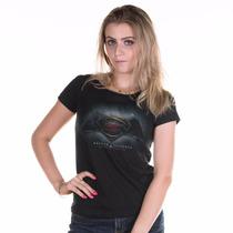 Camiseta Feminina Batman Vs Superman Dawn Of Justice Bandup!